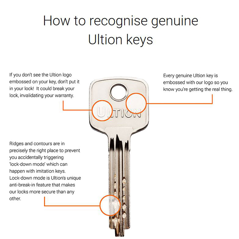 Ultion keys Doncaster